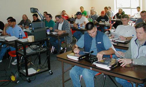 LERC electrician class