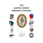 Limited Energy Reference Manual book cover