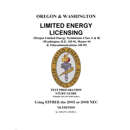Limited Energy Licensing book cover