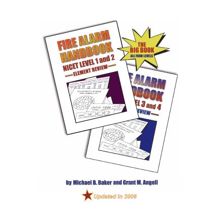 Fire Alarm Handbook book cover