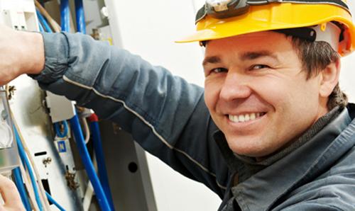 Confident electrician 2